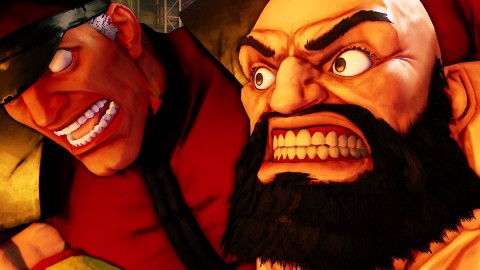 Trailer Zangief