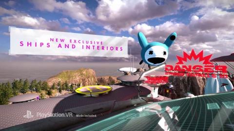 Trailer d'annonce WipEout VR