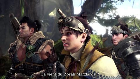 Trailer Dragons Anciens