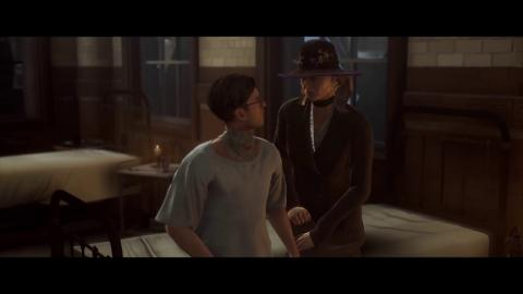 Dontnod Presents Vampyr Episode 3 : Human After All