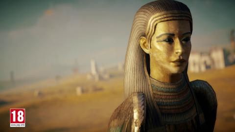 Trailer de lancement The Curse of the Pharaohs