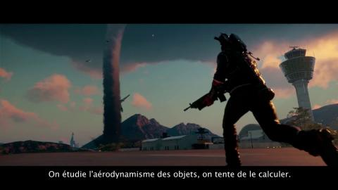 Making of : Une force de la nature