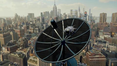 Trailer Spider-Man à New York