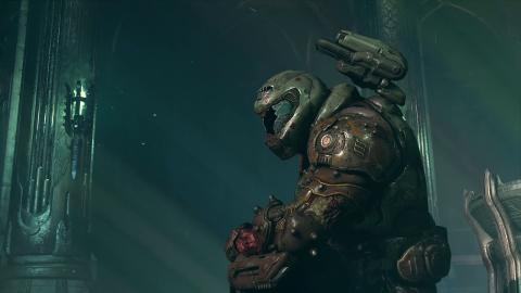 Trailer personnalisation Doom Slayer
