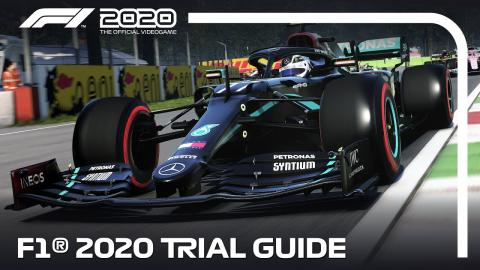F1 2020 | Play The Free Trial Now