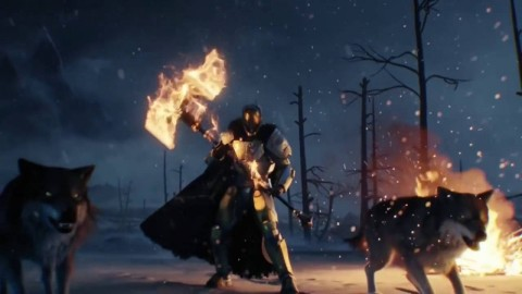 Rise of iron trailer leaked