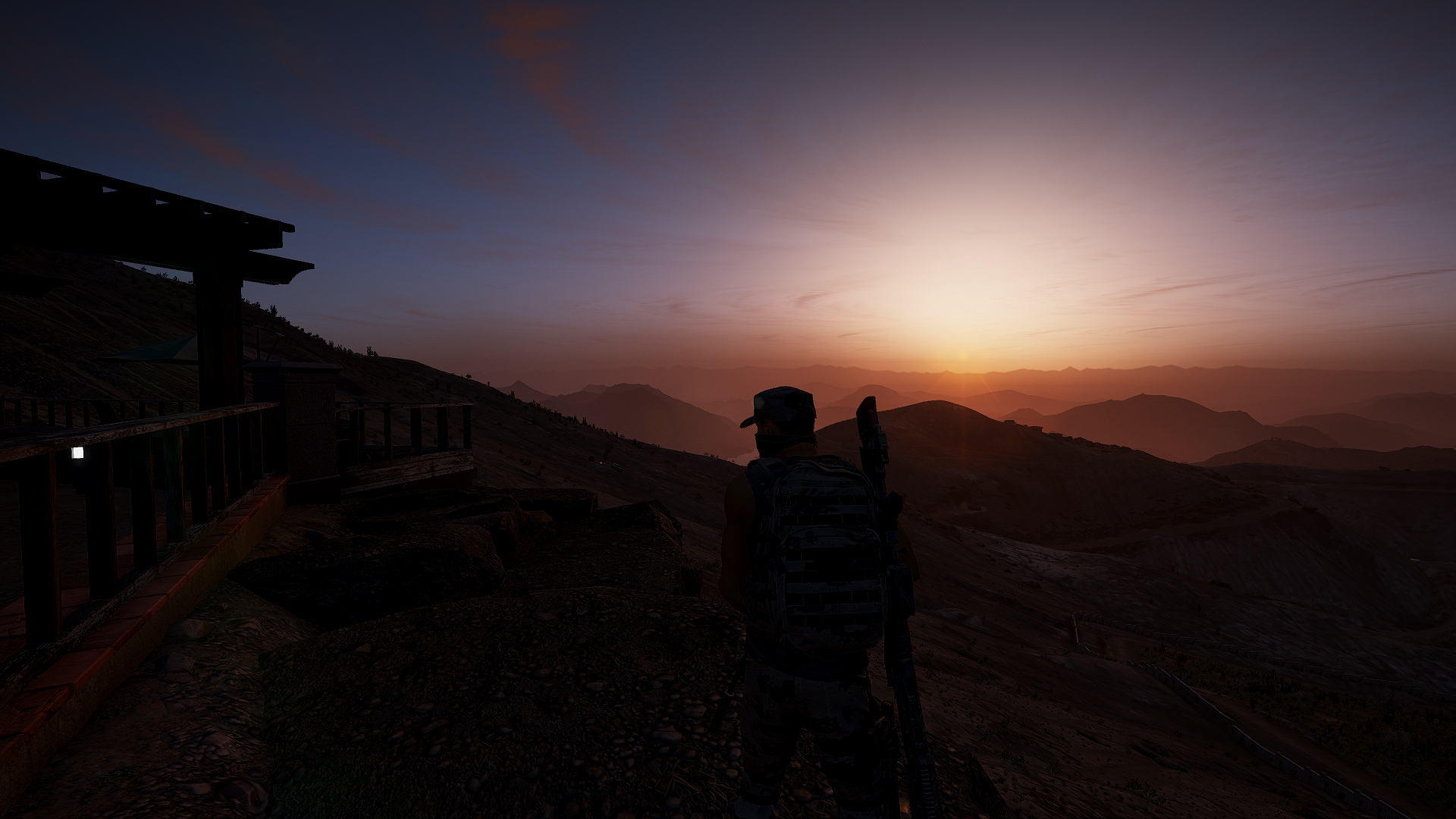 Ghost Recon: Wildlands - Screens